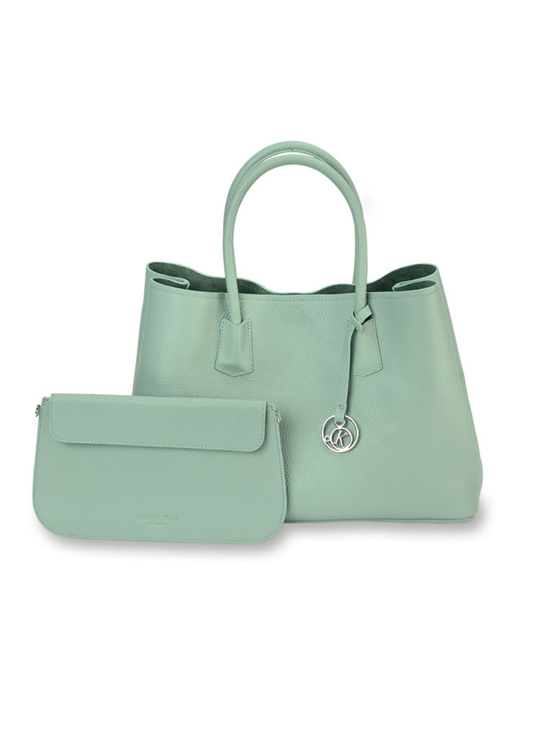 Luxury Bag' in Apple Mint von Kensington