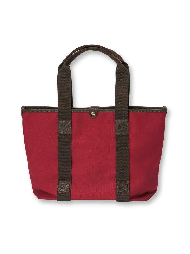 Kensington-Tasche 'Lallybroch' in Burgundy Red