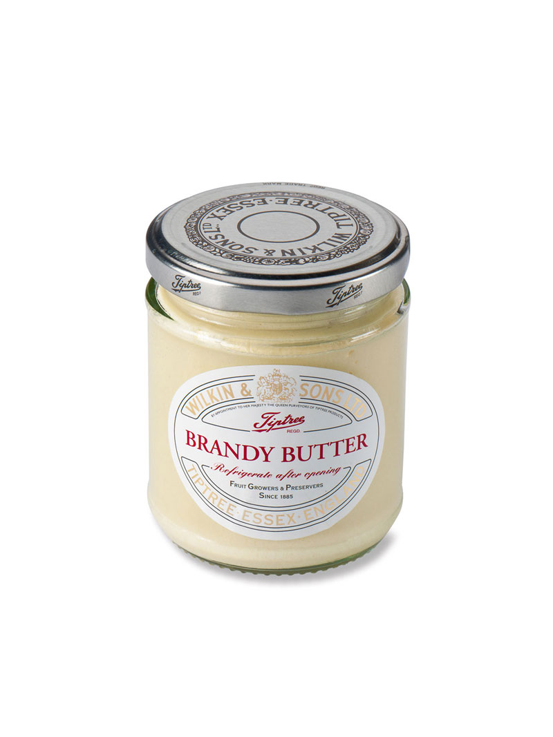Brandy Butter für Christmas Pudding