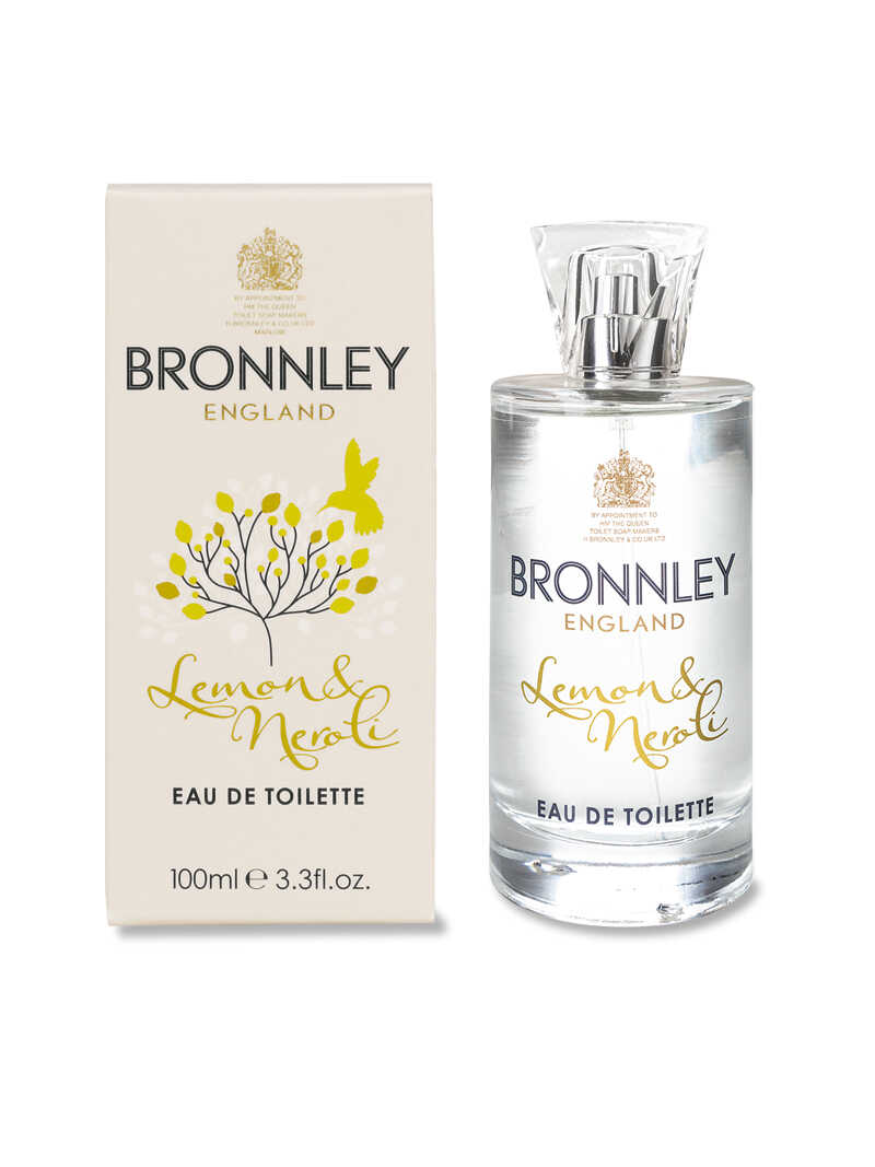 Eau de Toilette Lemon and Neroli