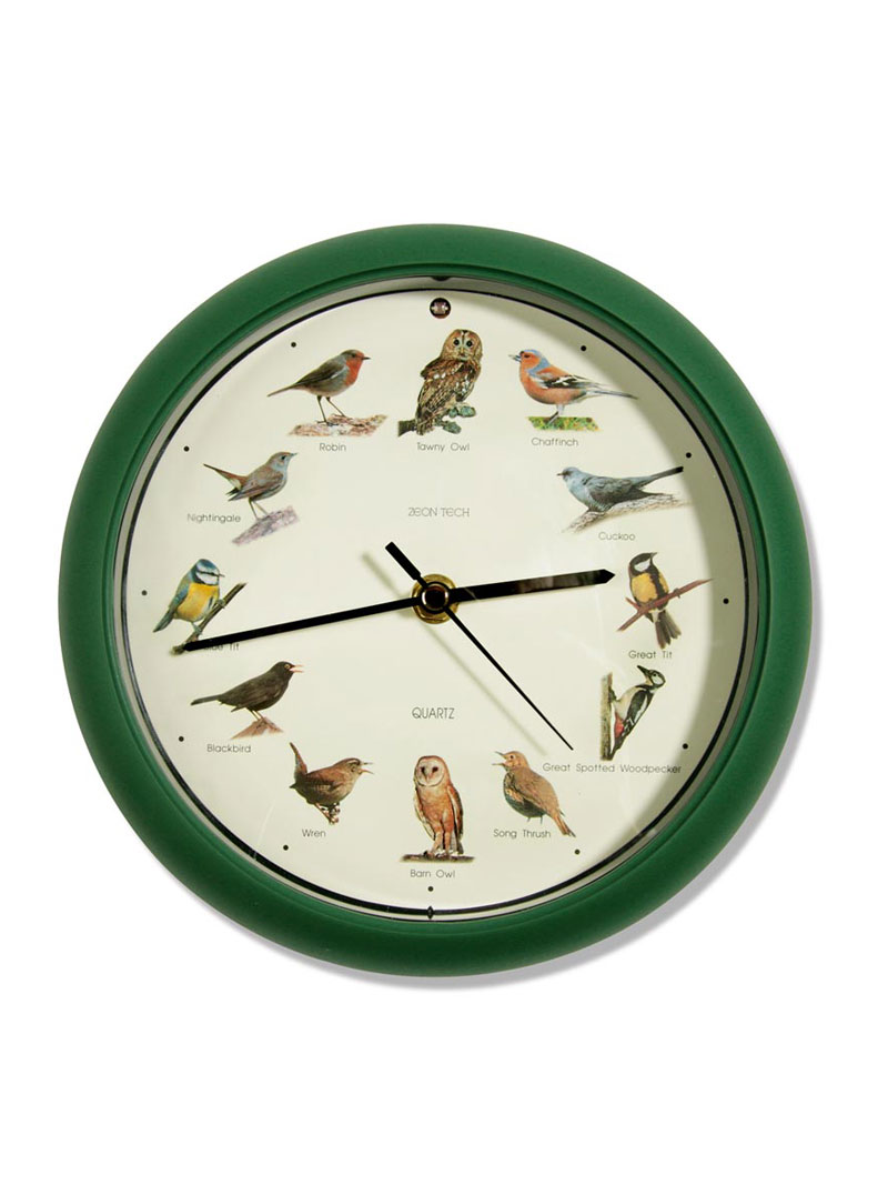 The Singing Bird Clock (Die singende Vogeluhr)