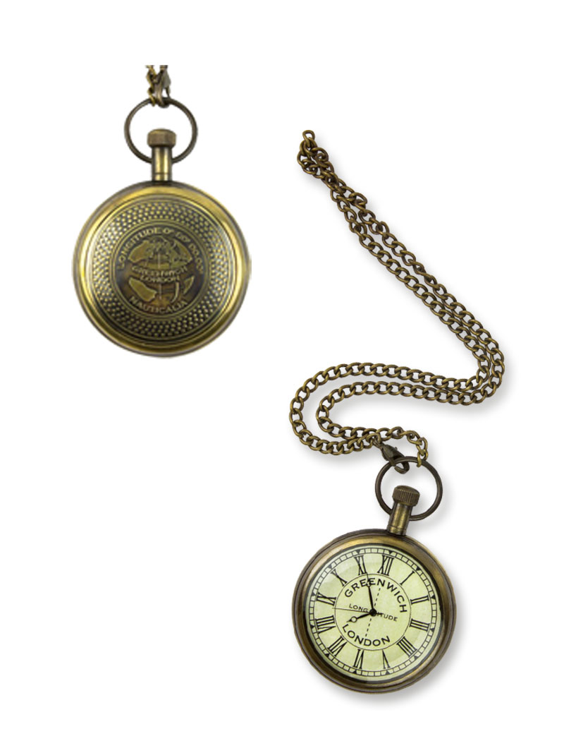 Taschenuhr 'Greenwich Meridian Pocket Watch'