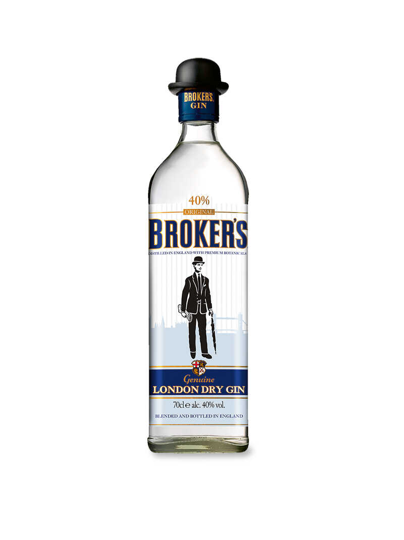 Brokers Dry Gin