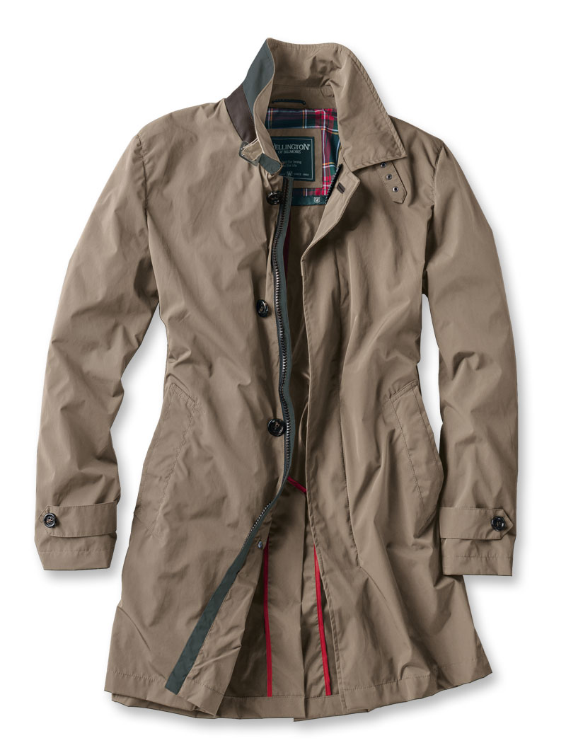 Traveller Coat 'Stirling' von Wellington