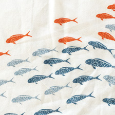 Bluse 'Shoal of Fish' von Barbour