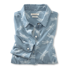 Barbour-Shirt 'Bowfell' in Blue Heaven