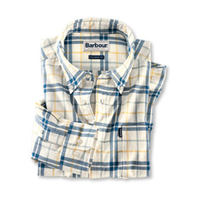 Barbour-Hemd im Madras Check