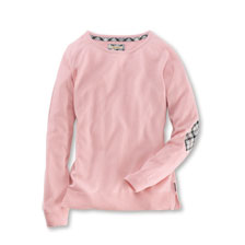 Pullover in Rosé von Barbour
