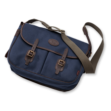 Original 'Hillbag' in Navy von John Chapman