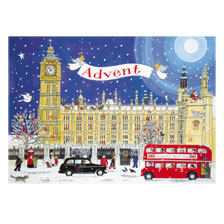 Adventskalender 'Palace of Westminster'