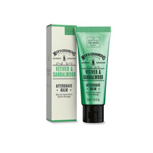 After Shave Balsam Vetiver und Sandelholz