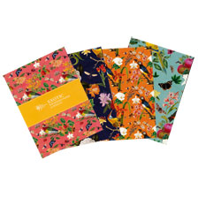 Geschenkpapier 'RHS Exotic Wrapping Paper'