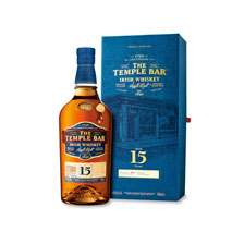 The Temple Bar 15 Years Old Irish Whiskey