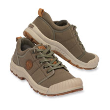 Herren-Walkingschuh in Khaki von Aigle