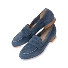 Loafer in Denim Blue von Kensington