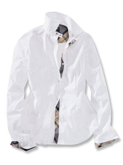 'Whitefield Shirt' von Barbour