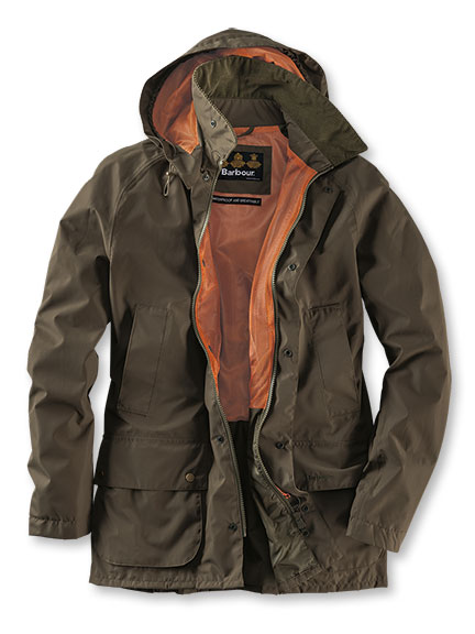 Sportives Barbour 'Bann Jacket' in Oliv