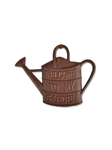 Wanddekoration 'Watering Can'