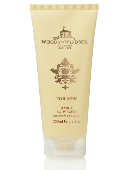 Shampoo & Duschgel 'Woods of Windsor for Men'