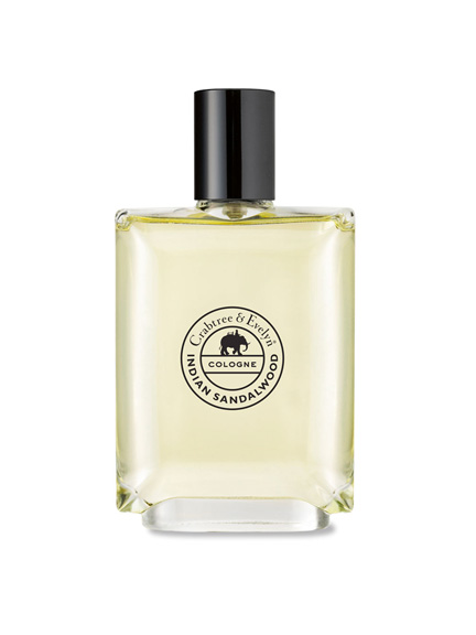 Indian Sandalwood Eau de Cologne