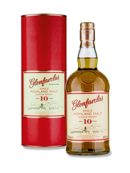 Glenfarclas Single Highland Malt (10 Jahre)