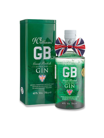 Great British Extra Dry Gin