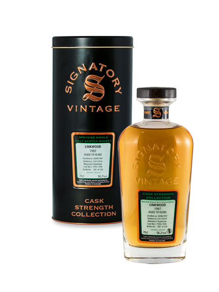 Linkwood 1997 - 19 Years Old Whisky