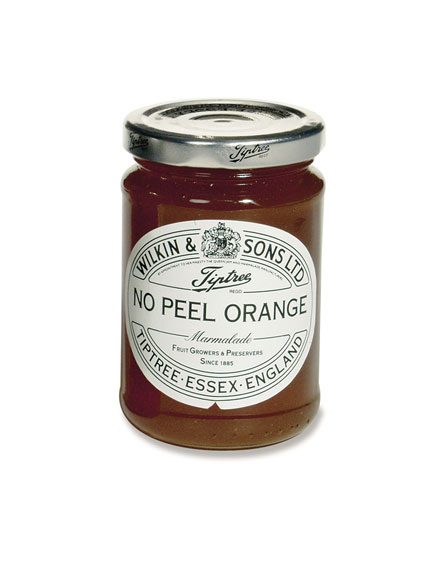No Peel Orange (Orangenmarmelade)