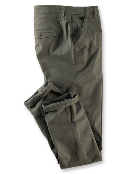 Sportive Robertson-Chino in Heritage green