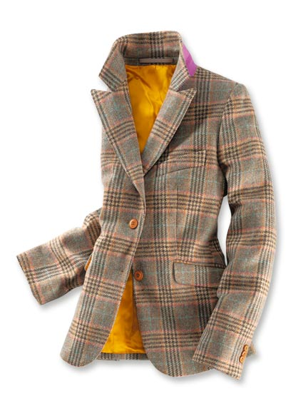 Town & Country-Blazer von Kinbury