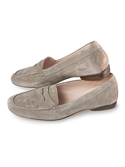 Kensington-Slipper in stone