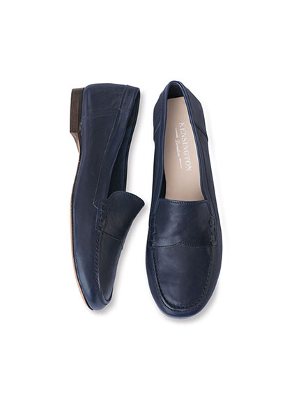 Moderner Loafer in Navy von Kensington