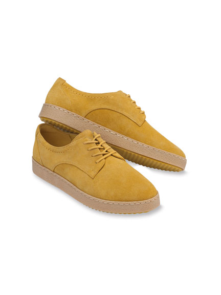 Clarks-Schuh 'Lillia' in Yellow